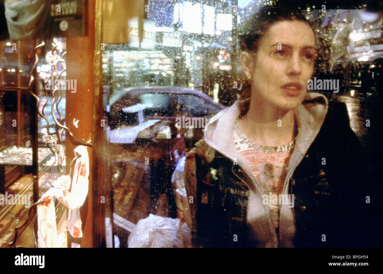GINA MCKEE WONDERLAND (1999) - Stock Image