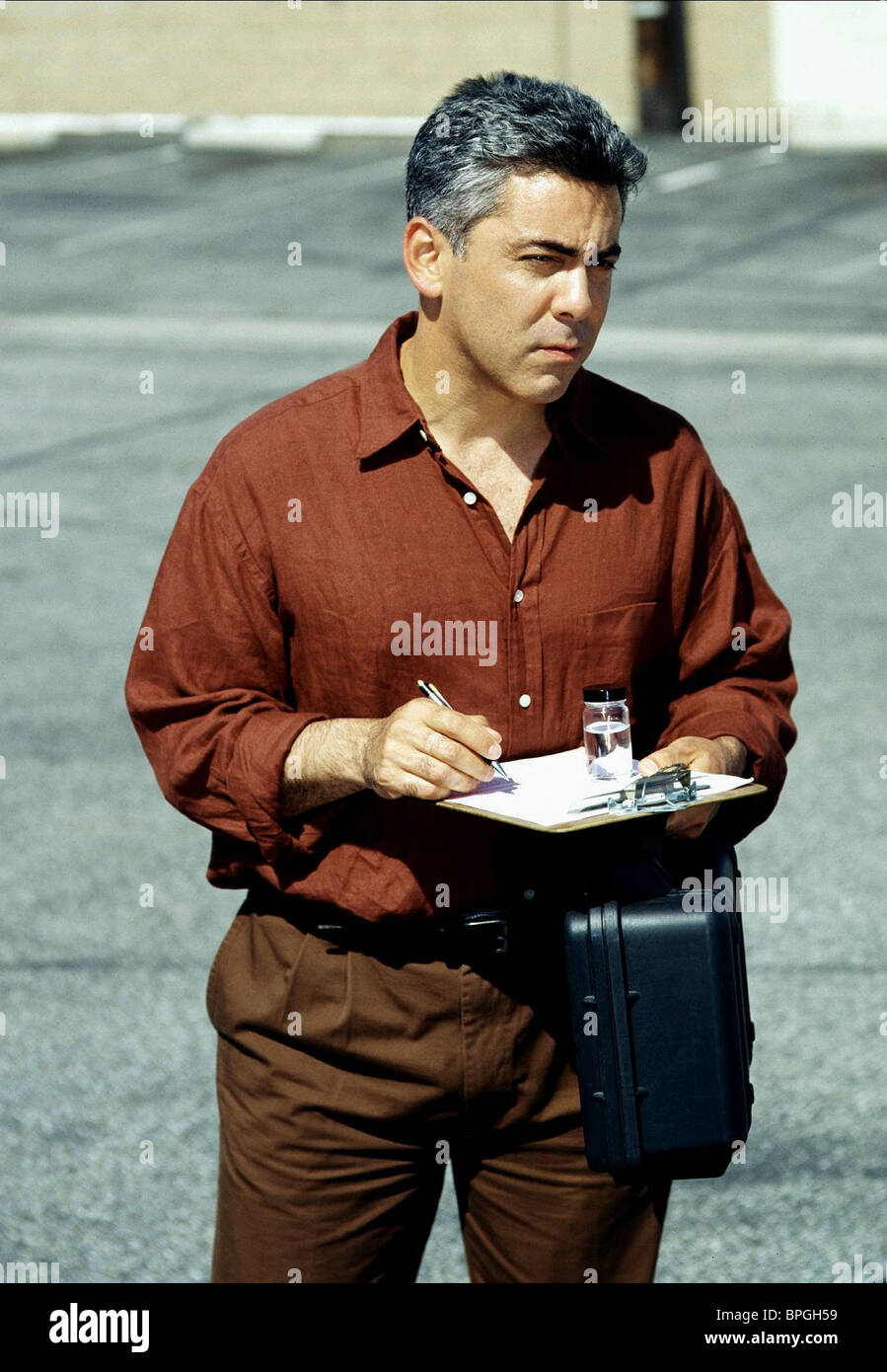 ADAM ARKIN THIRST; (1998) - Stock Image