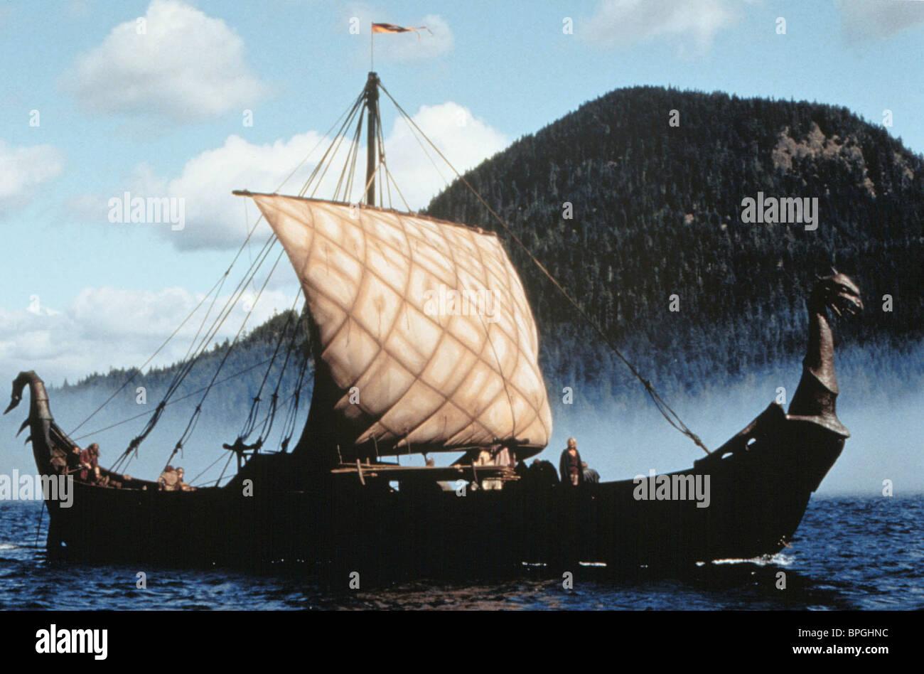 VIKING SHIP THE 13TH WARRIOR (1999 Stock Photo: 31097960 ...