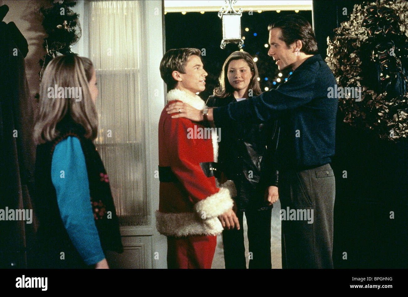 Ill Be Home For Christmas 1998.Lauren Maltby Jonathan Taylor Thomas Jessica Biel Gary