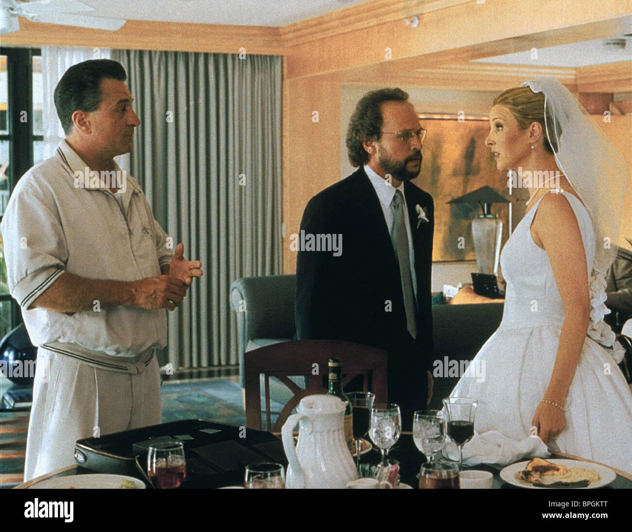 Robert De Niro Billy Crystal Lisa Kudrow Analyze This 1999 Stock Photo Alamy