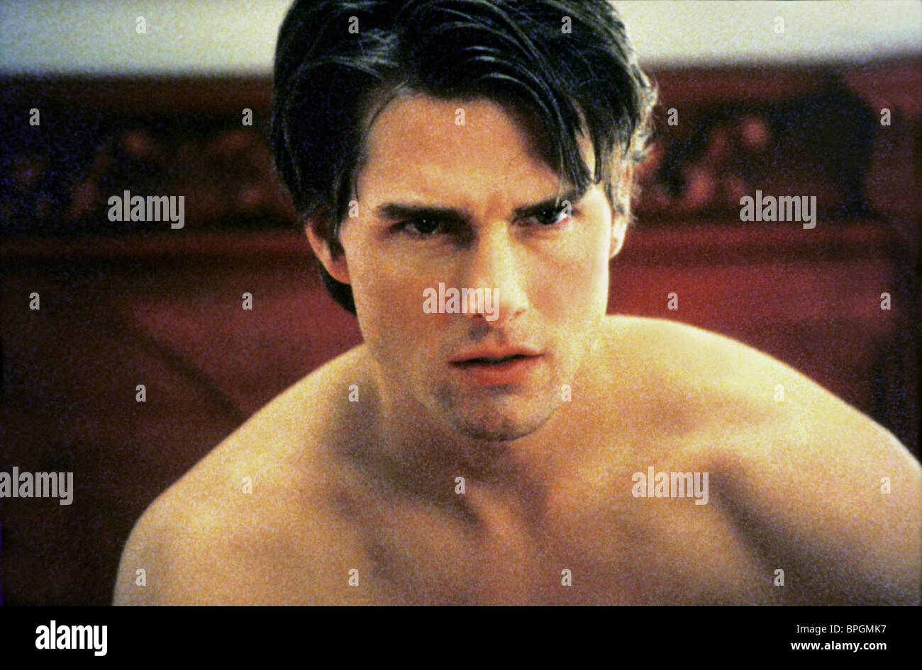 TOM CRUISE EYES WIDE SHUT (1999) - Stock Image