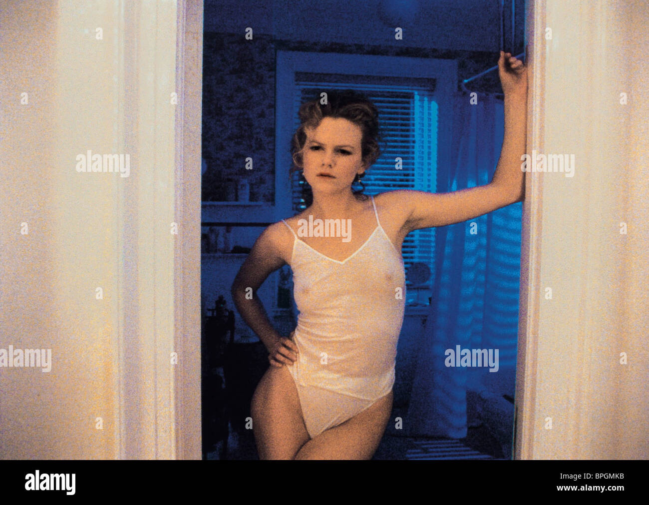 NICOLE KIDMAN EYES WIDE SHUT (1999) - Stock Image