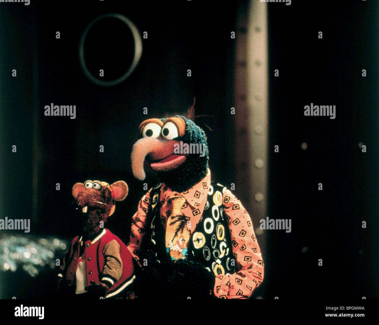Rizzo The Rat On Tumblr: RIZZO & GONZO MUPPETS FROM SPACE (1999 Stock Photo