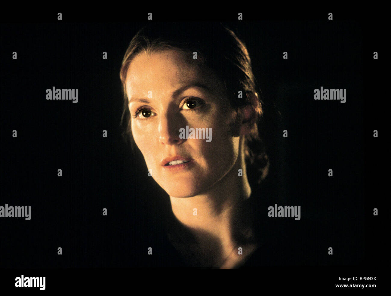 JULIANNE MOORE A MAP OF THE WORLD (1999) Stock Photo