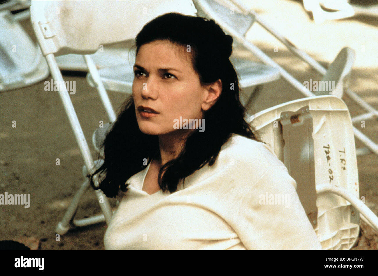 LINDA FIORENTINO DOGMA (1999) - Stock Image
