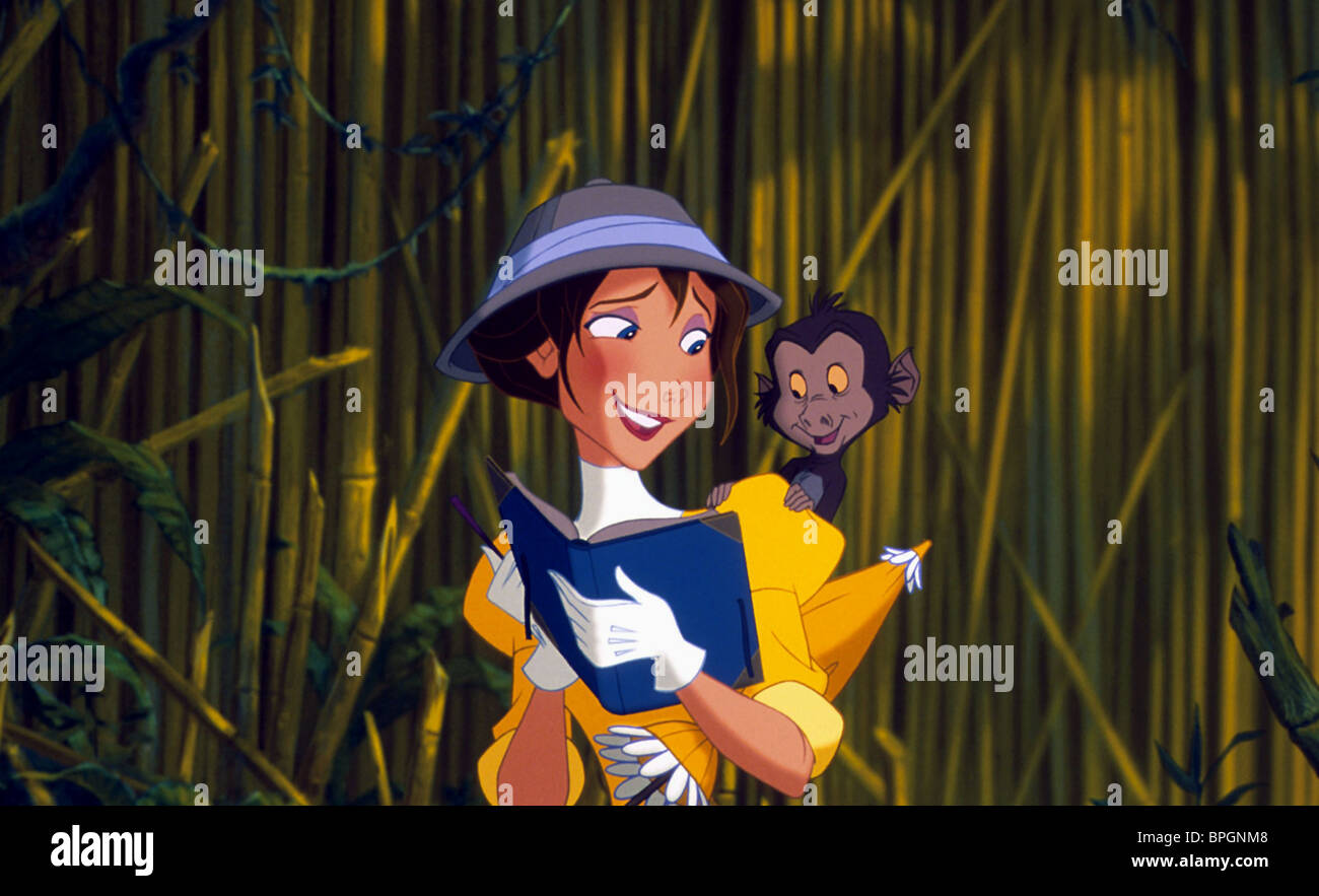 JANE TARZAN (1999 Stock Photo: 31101064 - Alamy