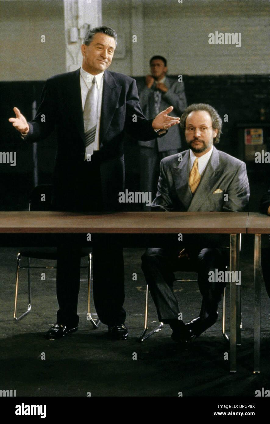Robert De Niro Billy Crystal Analyze This 1999 Stock Photo Alamy