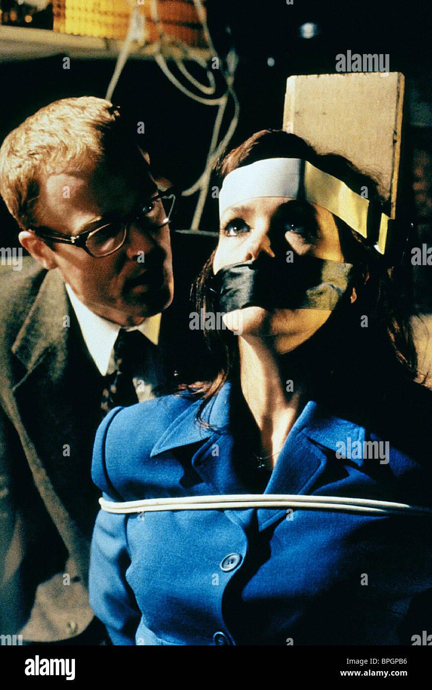 DAVID LEWIS & JANINE TURNER FATAL ERROR (1999) - Stock Image