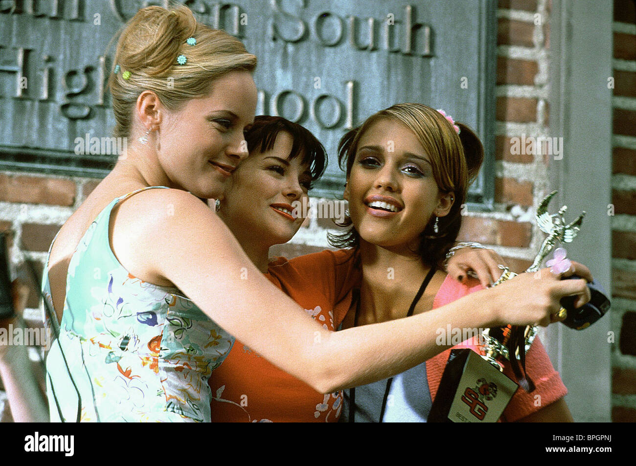 never been kissed 1999 jessica alba stock photos amp never