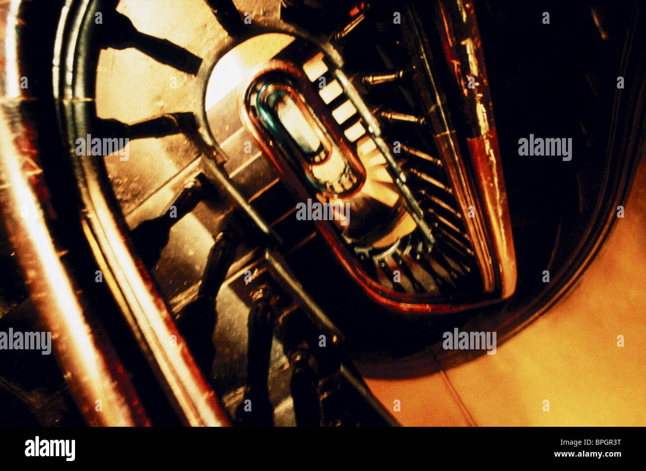 STAIRCASE THE 4TH FLOOR (1999) - Stock Image