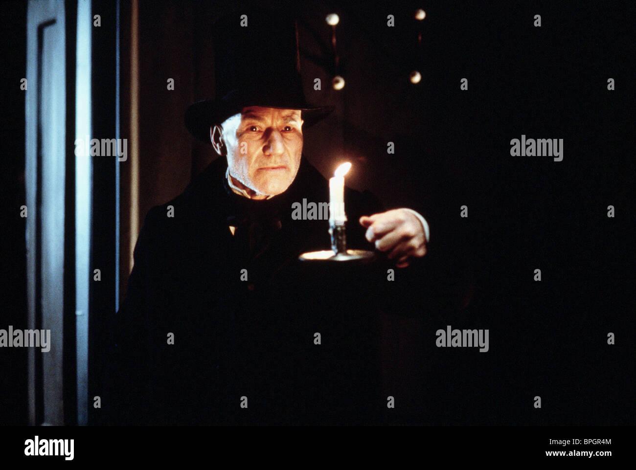 A Christmas Carol 1999.Patrick Stewart A Christmas Carol 1999 Stock Photo
