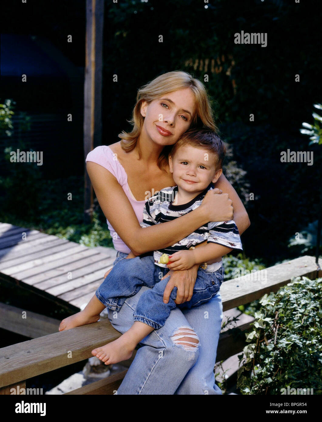 ROSANNA ARQUETTE SWITCHED AT BIRTH MISTAKEN IDENTITY TWO BABIES 1999