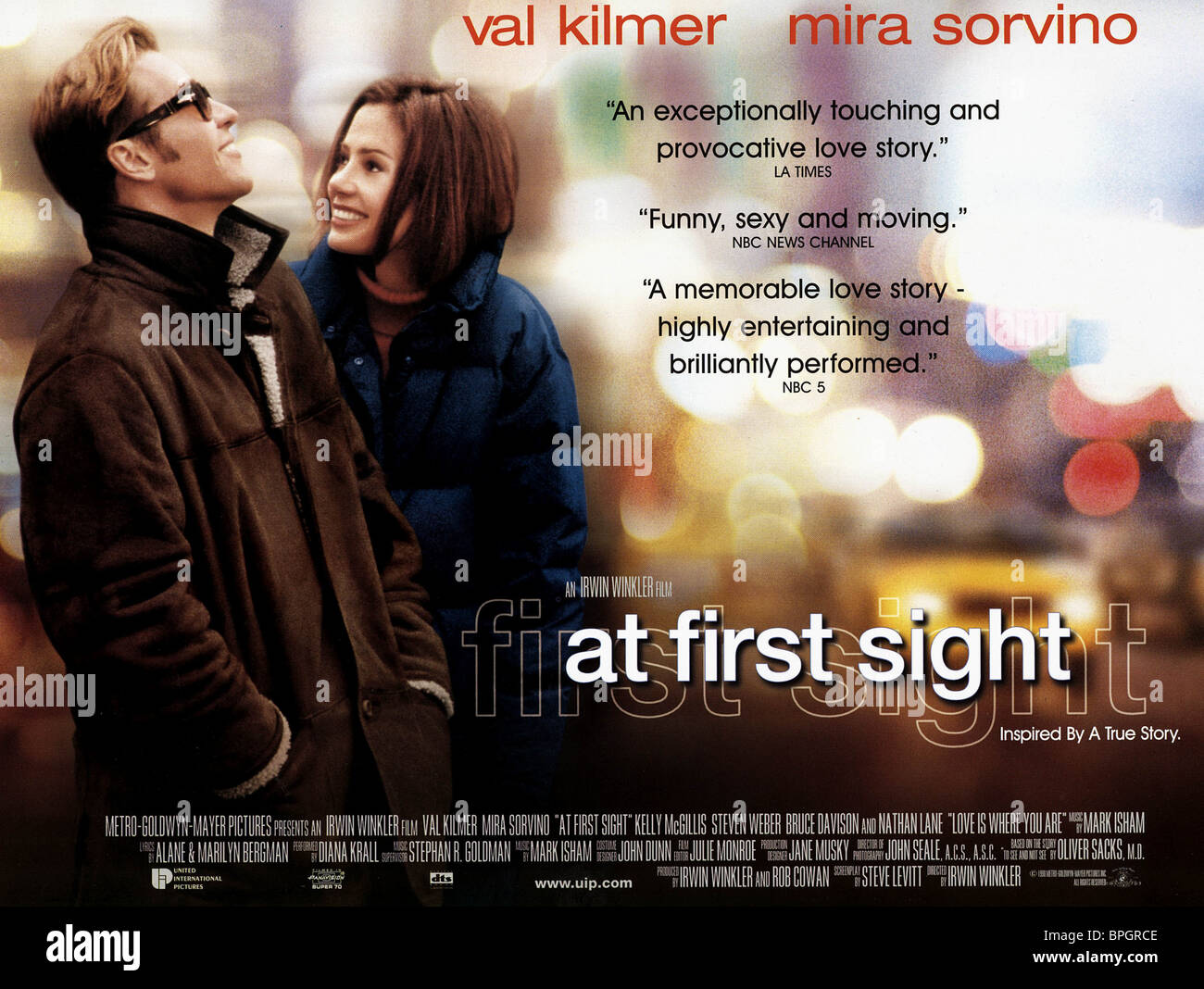 at first sight movie true story