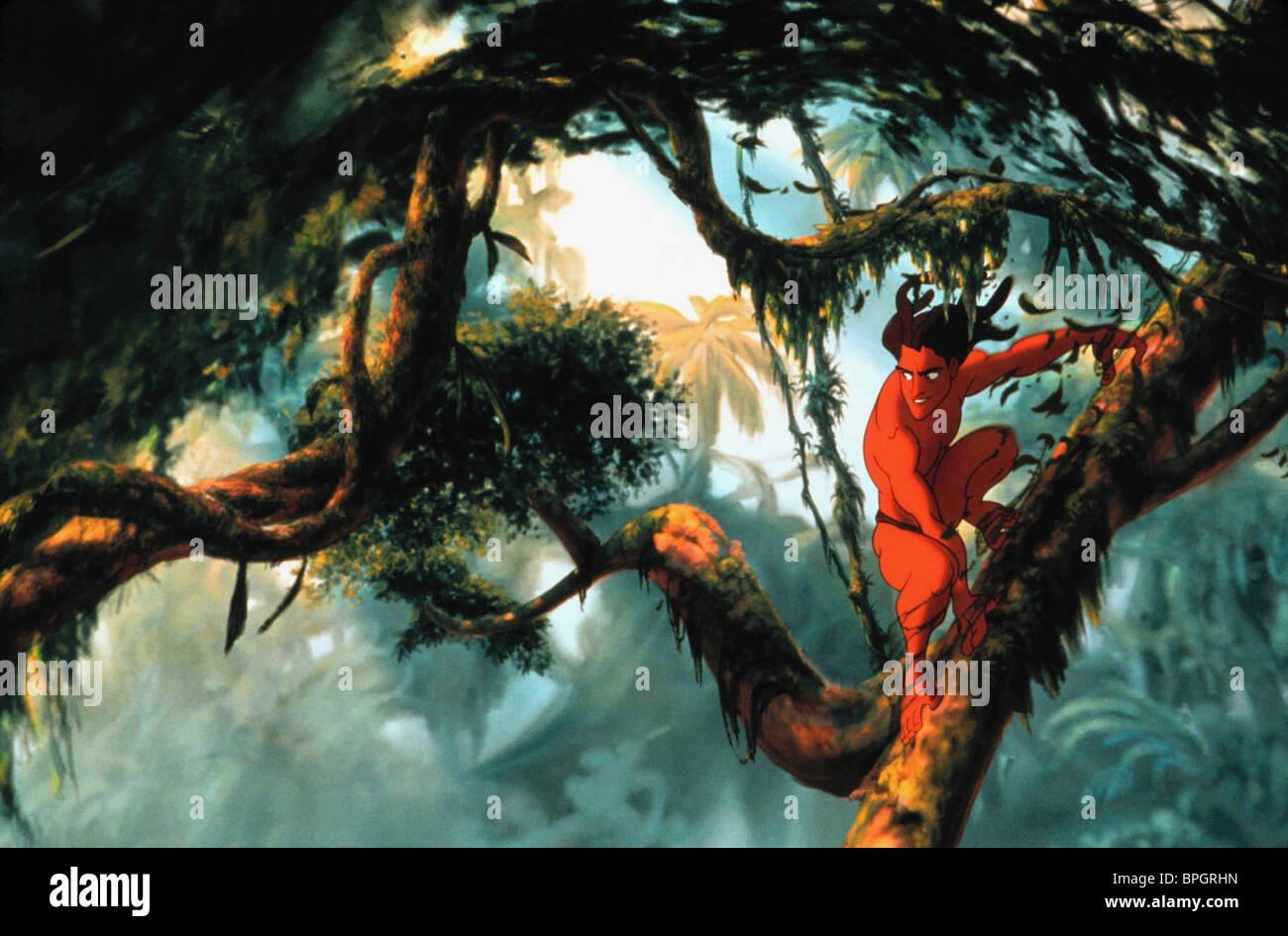 TARZAN TARZAN (1999) - Stock Image