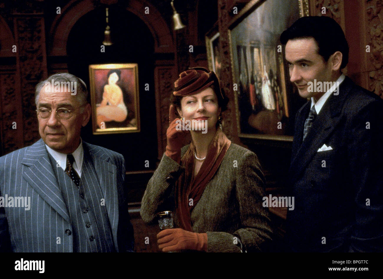 PHILIP BAKER HALL, SUSAN SARANDON, JOHN CUSACK, CRADLE WILL ROCK, 1999 - Stock Image