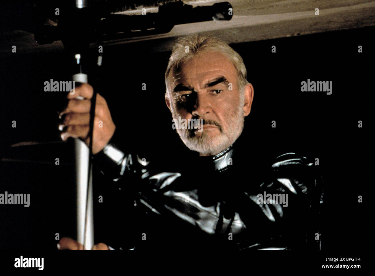 SEAN CONNERY ENTRAPMENT (1999) - Stock Image