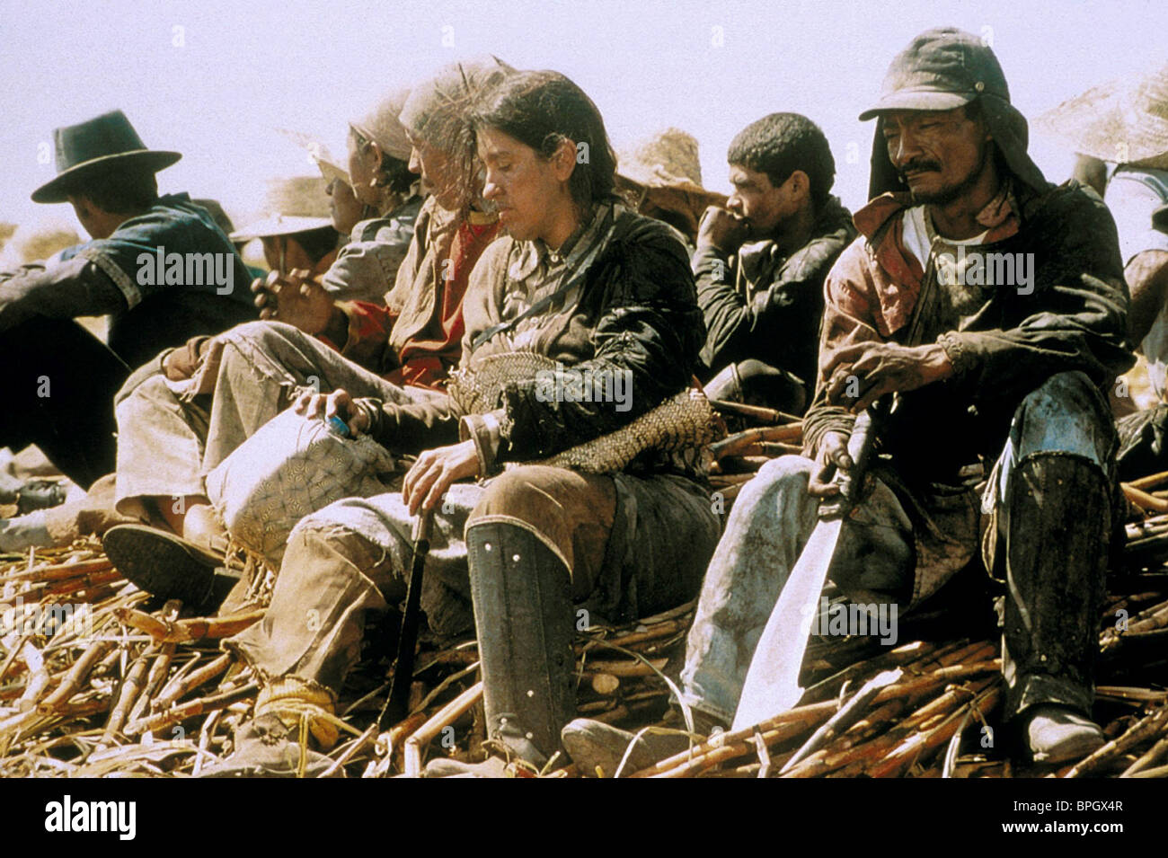 FARM WORKERS ME YOU THEM (2000) - Stock Image