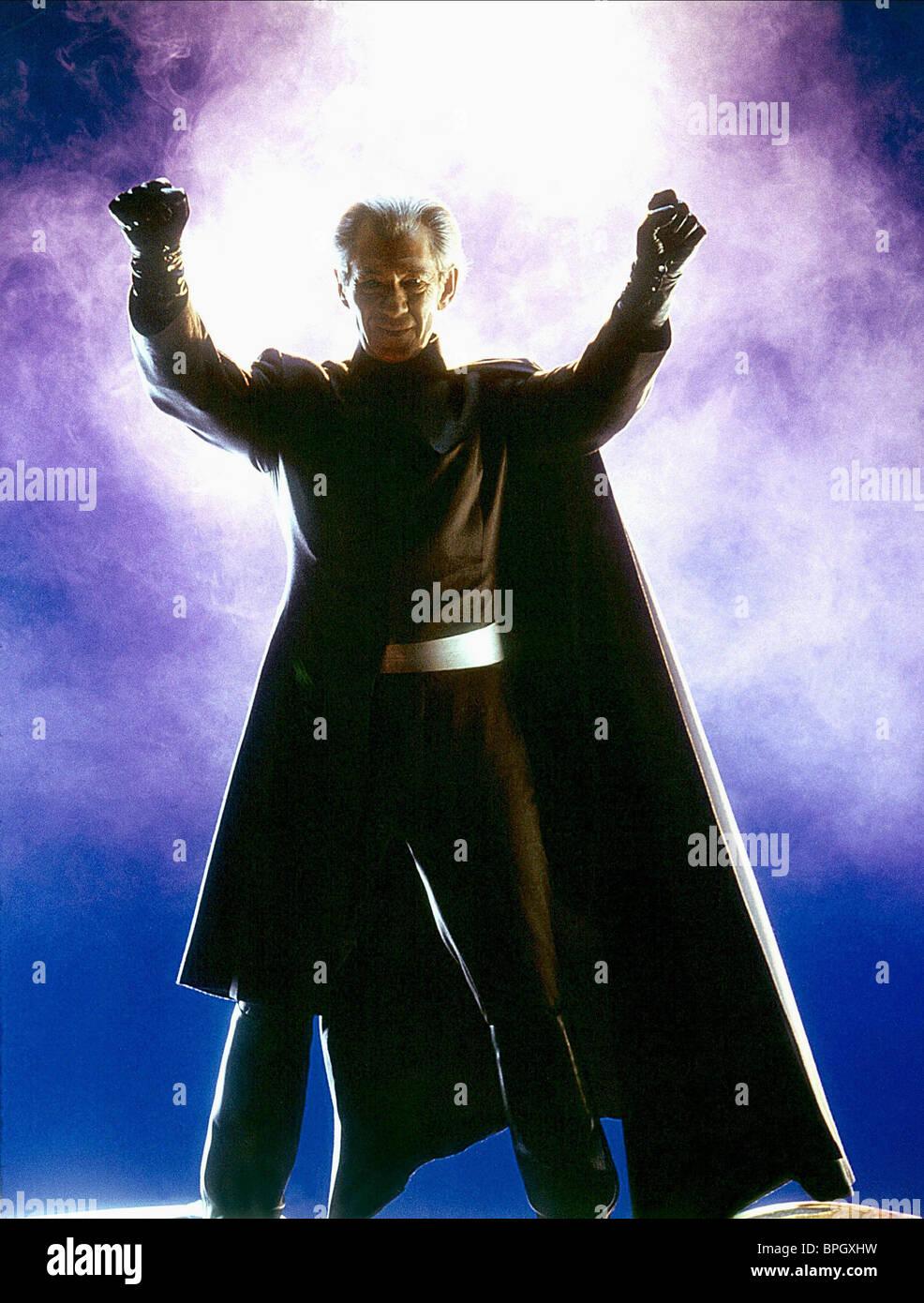 SIR IAN MCKELLEN X-MEN (2000) - Stock Image