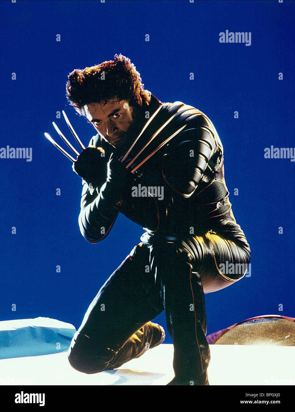 HUGH JACKMAN X-MEN (2000) - Stock Image