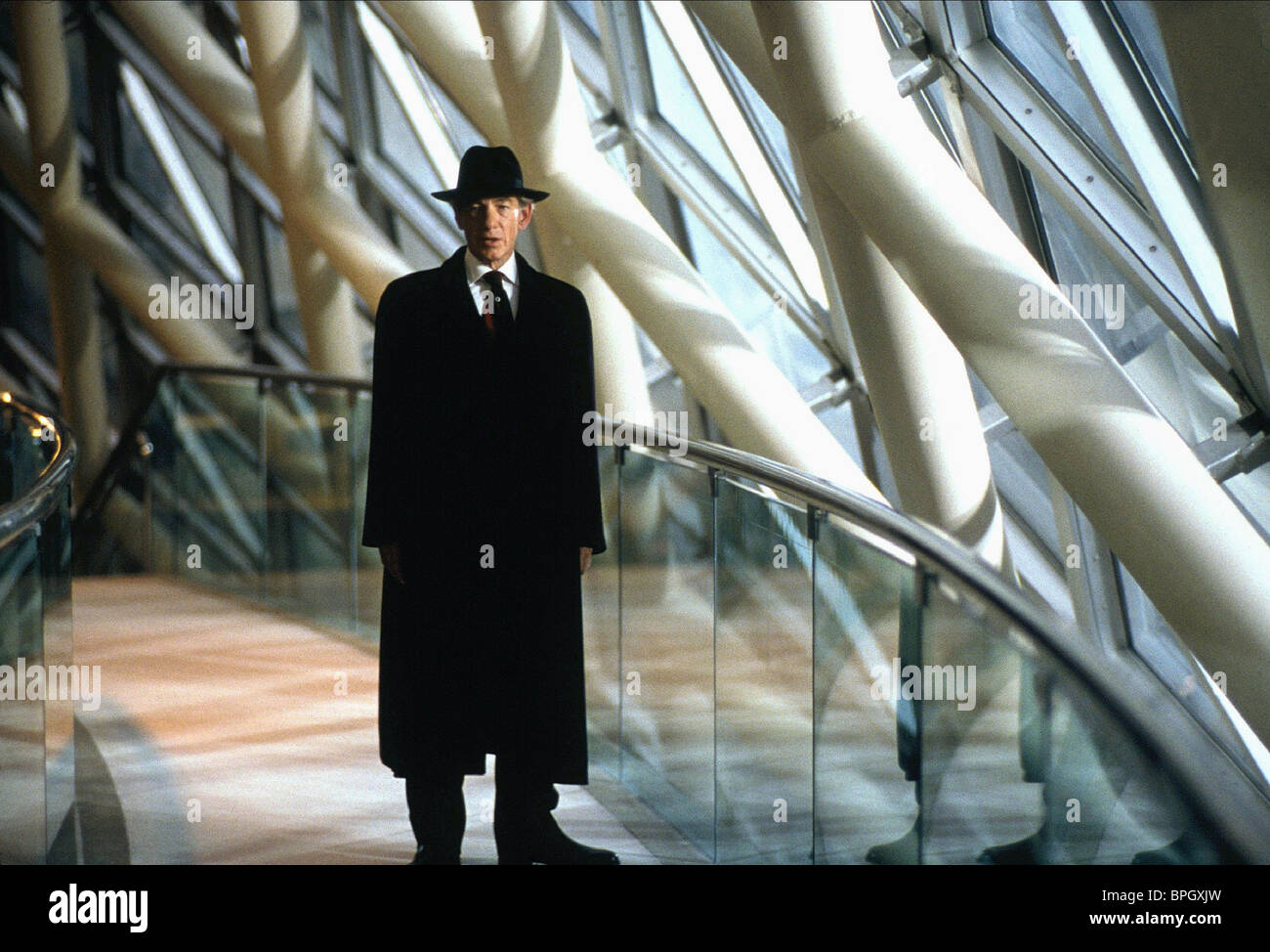 SIR IAN MCKELLEN X-MEN (2000) - Stock Image