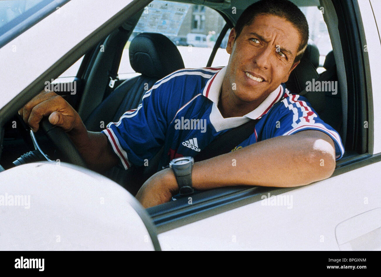 Sami Naceri Taxi 2 2000 Stock Photo Alamy Taxi 2