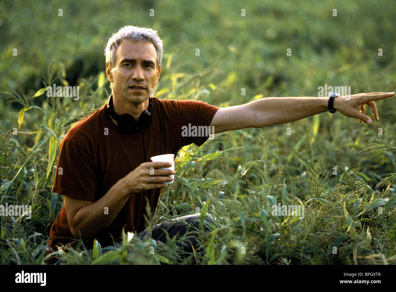 ROLAND EMMERICH THE PATRIOT (2000) - Stock Image
