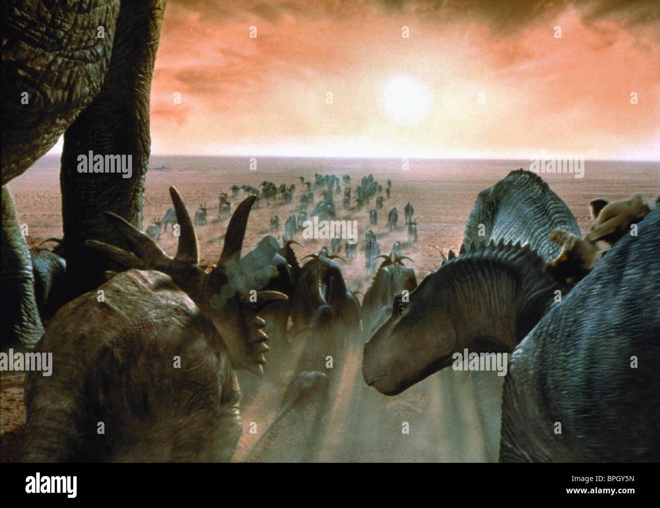 Aladar Eema Dinosaur 2000 Stock Photo Alamy