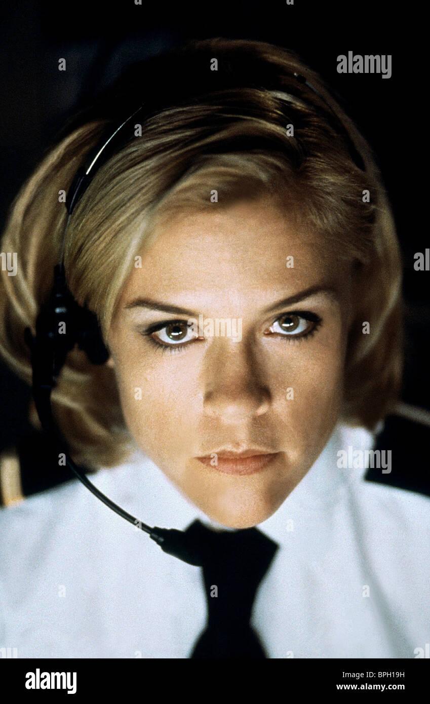 CHRISTINE ELISE NOWHERE TO LAND (2000) - Stock Image