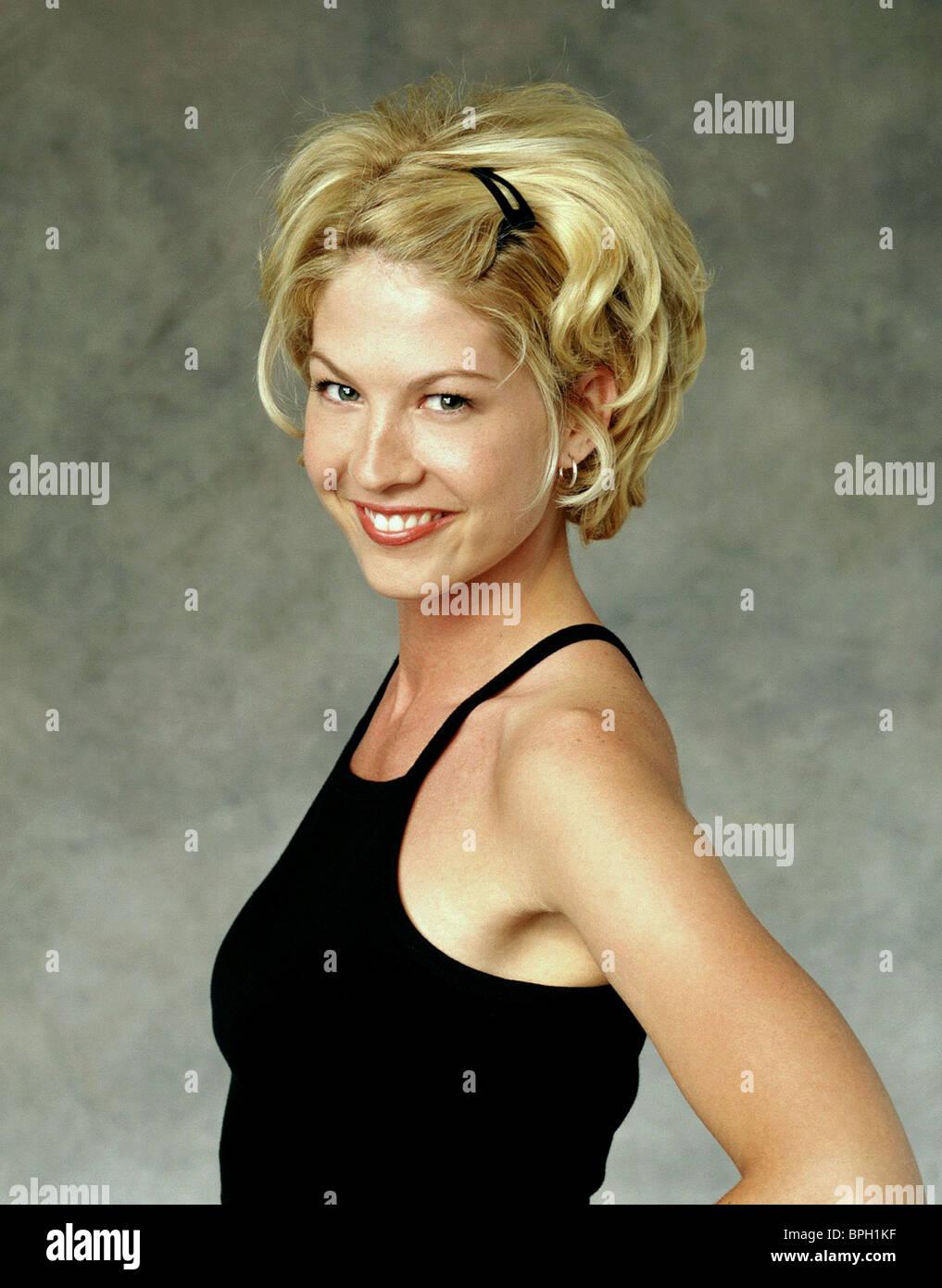 JENNA ELFMAN DHARMA & GREG (2000) Stock Photo
