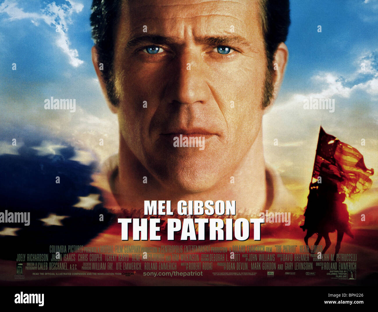 The patriot movie wallpaper