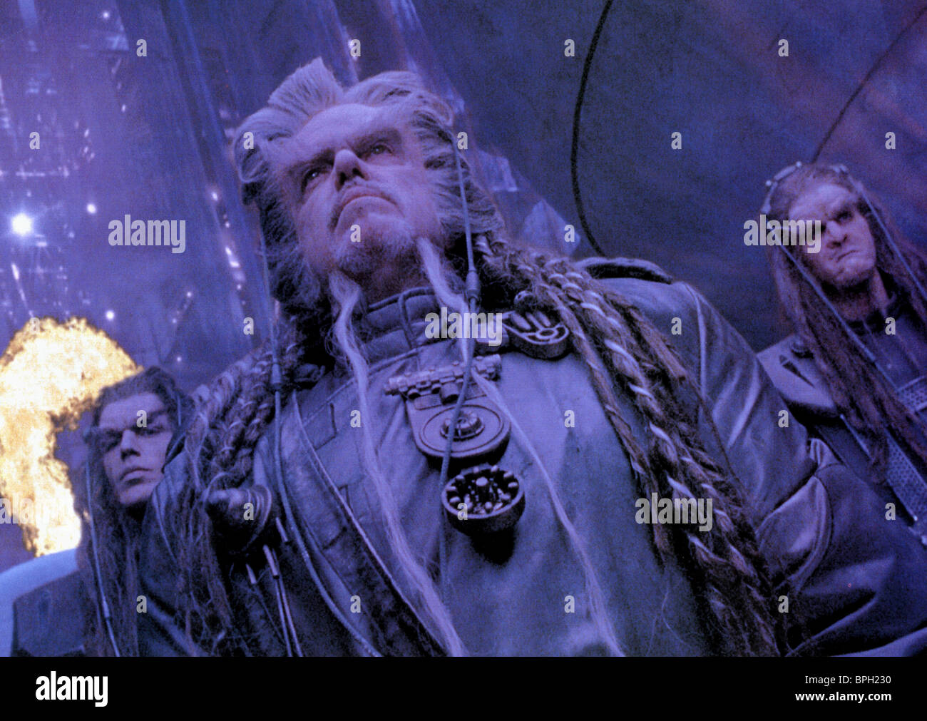 PSYCHLOS BATTLEFIELD EARTH (2000) - Stock Image