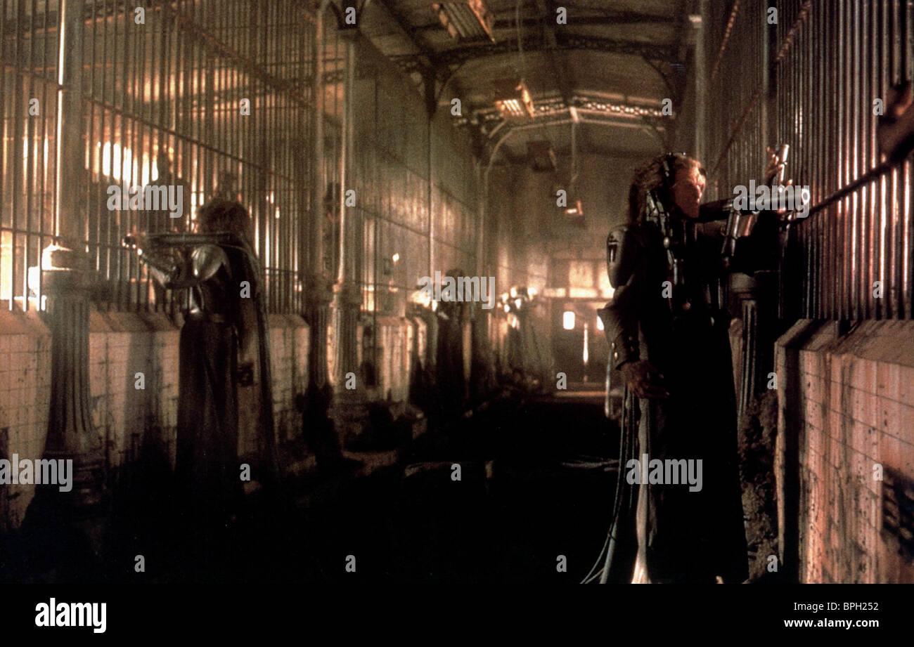 BATTLE SCENE BATTLEFIELD EARTH (2000) - Stock Image