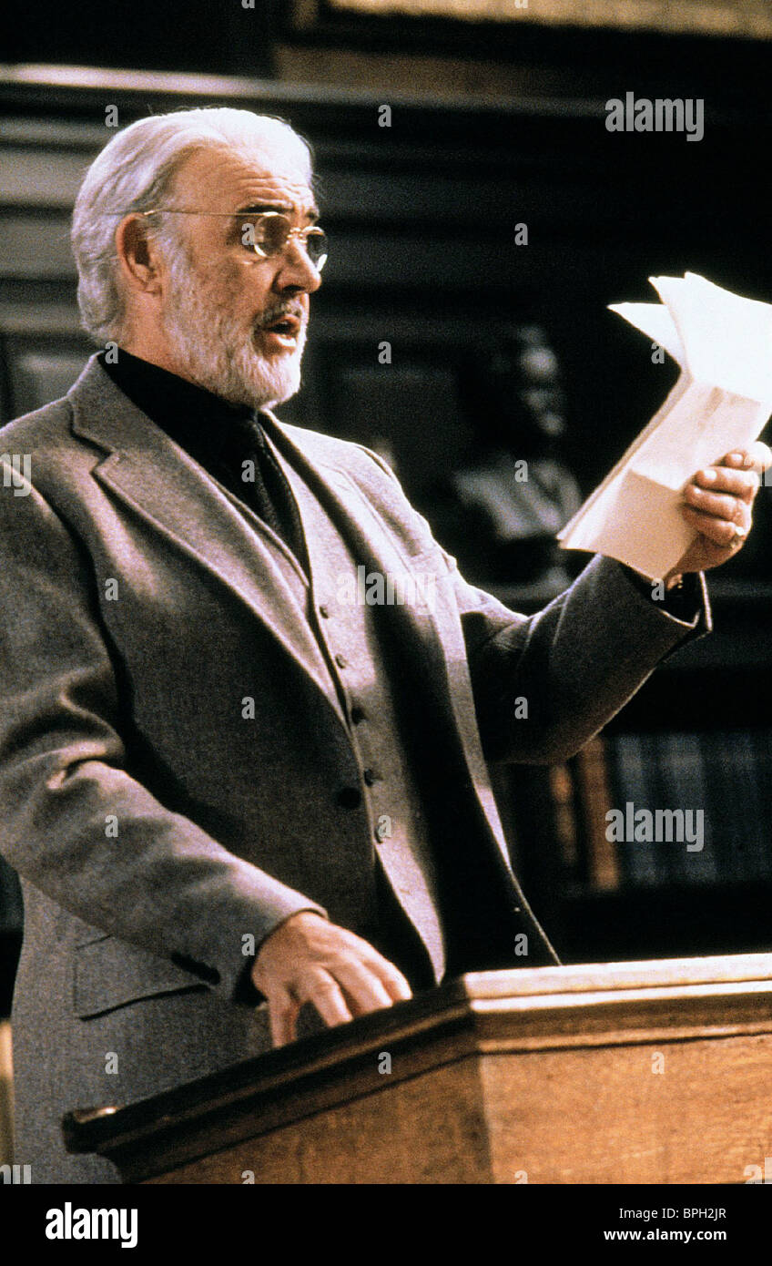 Sean Connery Finding Forrester 2000 Stock Photo Alamy