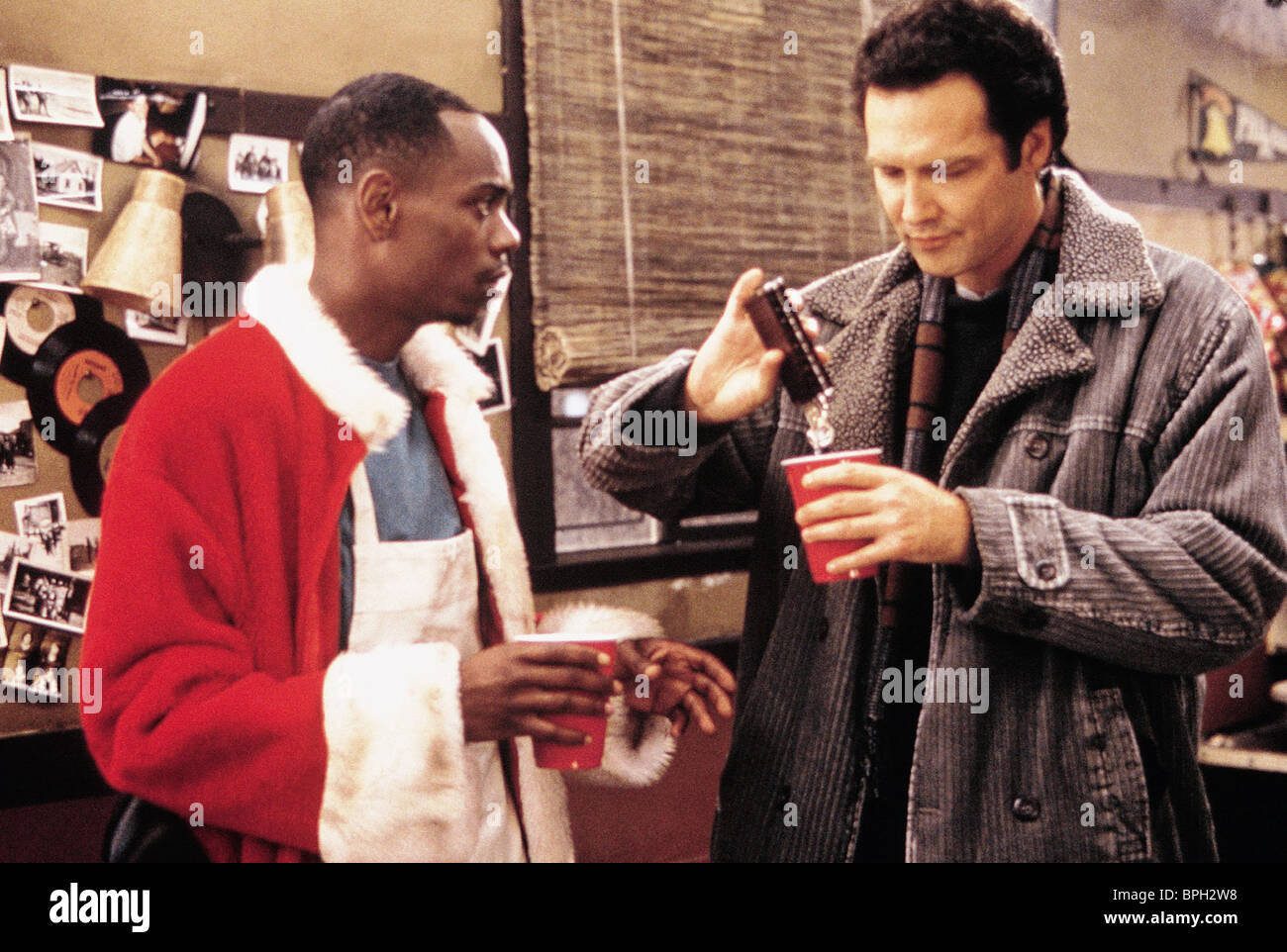 DAVE CHAPPELLE & NORM MACDONALD SCREWED (2000) - Stock Image