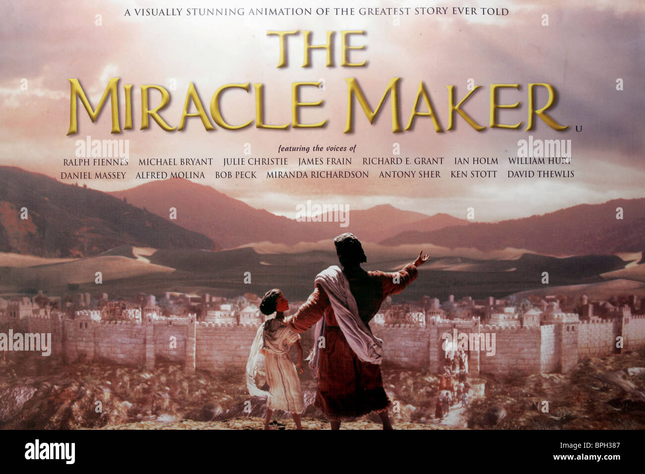 miracle worker full movie 2000
