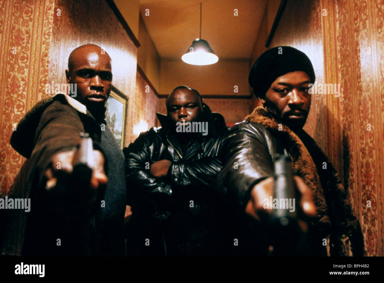 ROBBIE JAMES ADE LENNIE JAMES SNATCH (2000) - Stock Image