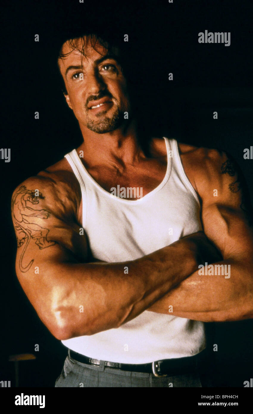 SYLVESTER STALLONE GET CARTER (2000) - Stock Image