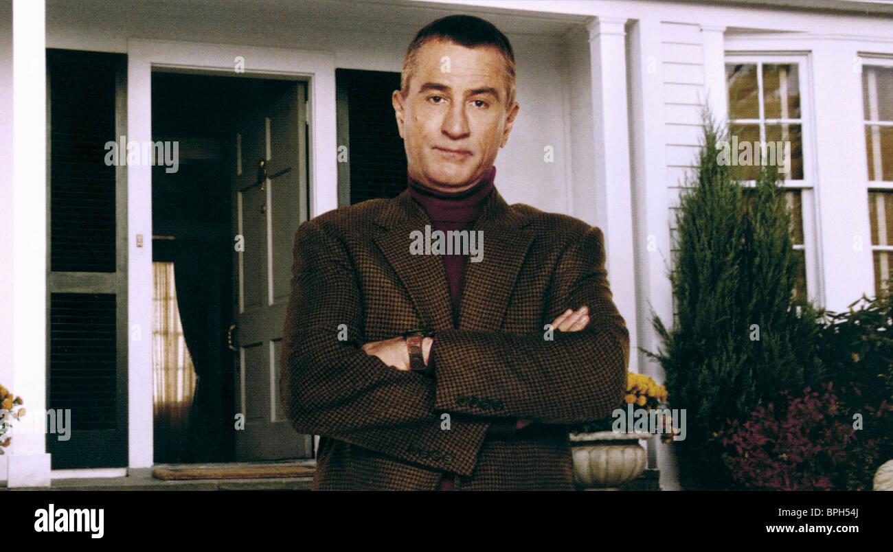 ROBERT DE NIRO MEET THE PARENTS (2000) - Stock Image