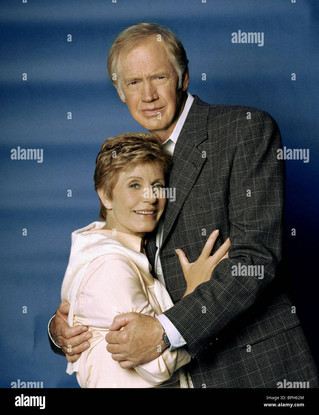 PATTY DUKE & RONNY COX LOVE LESSONS/A TIME TO DECIDE (2000) - Stock Image