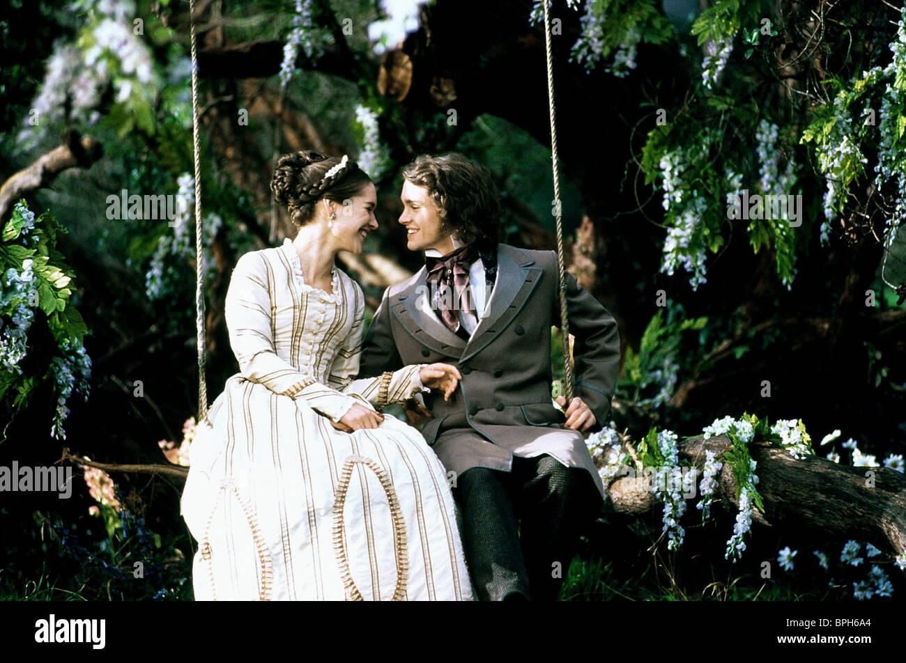 EMILY HAMILTON & HUGH DANCY DAVID COPPERFIELD (2000) - Stock Image
