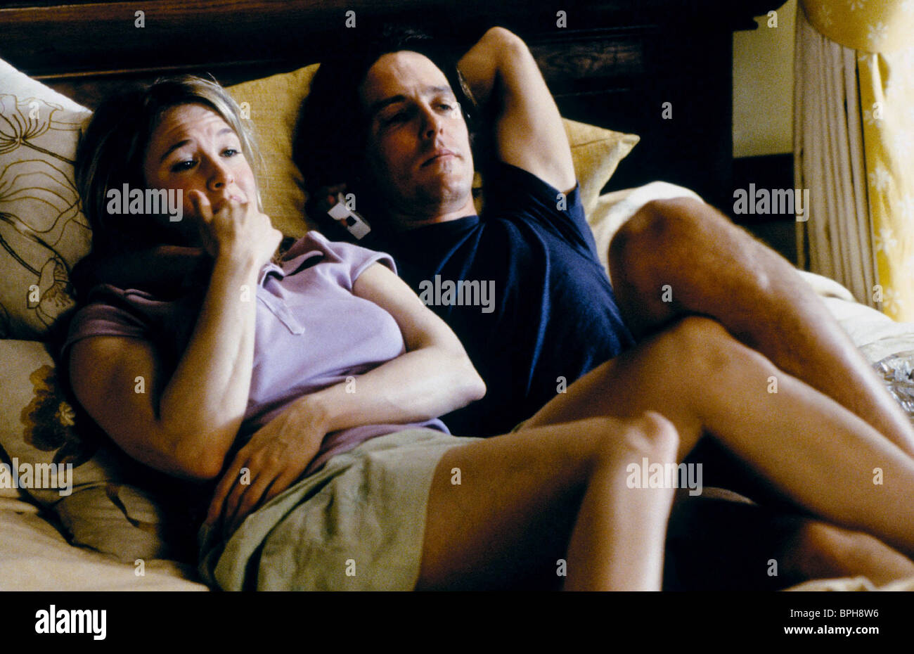 Renee Zellweger Hugh Grant Bridget Jones S Diary 2001 Stock Photo Alamy