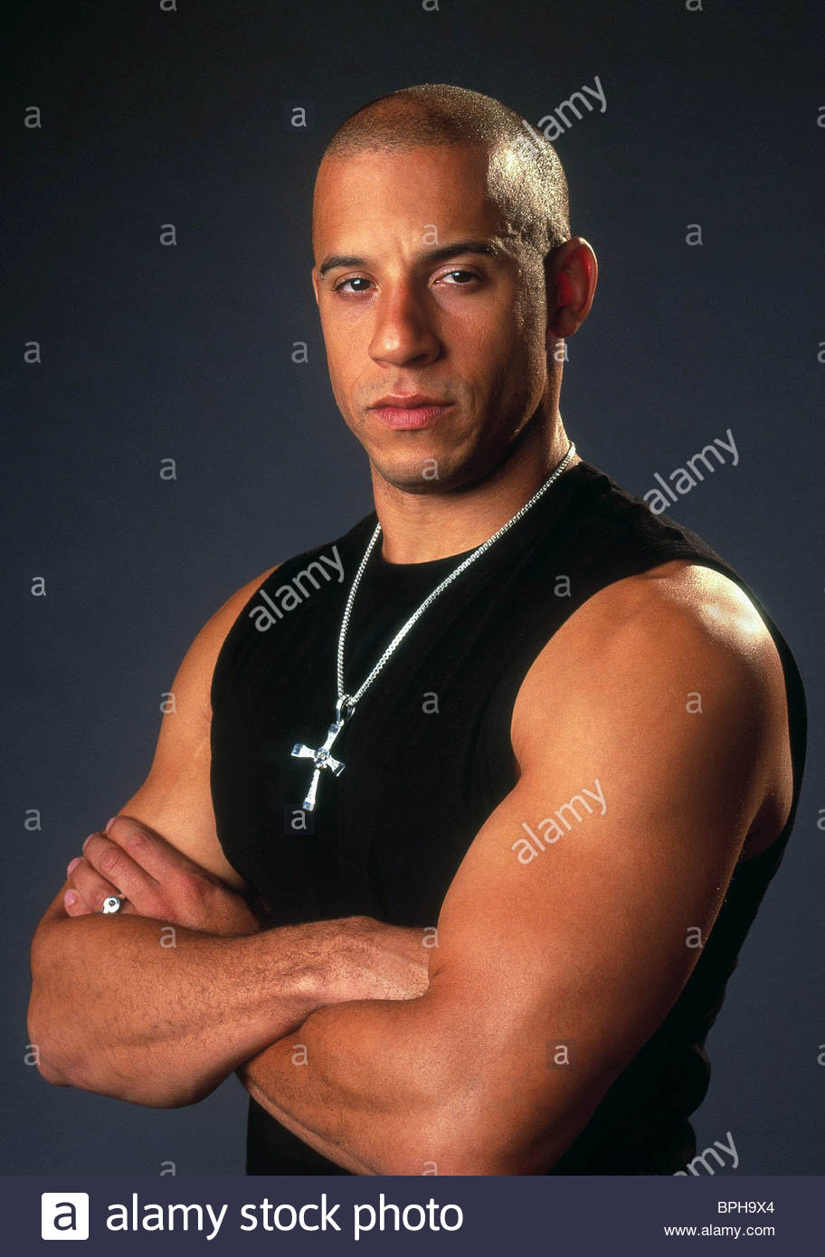 vin diesel the fast and the furious 2001 stock photo 31113772 alamy. Black Bedroom Furniture Sets. Home Design Ideas