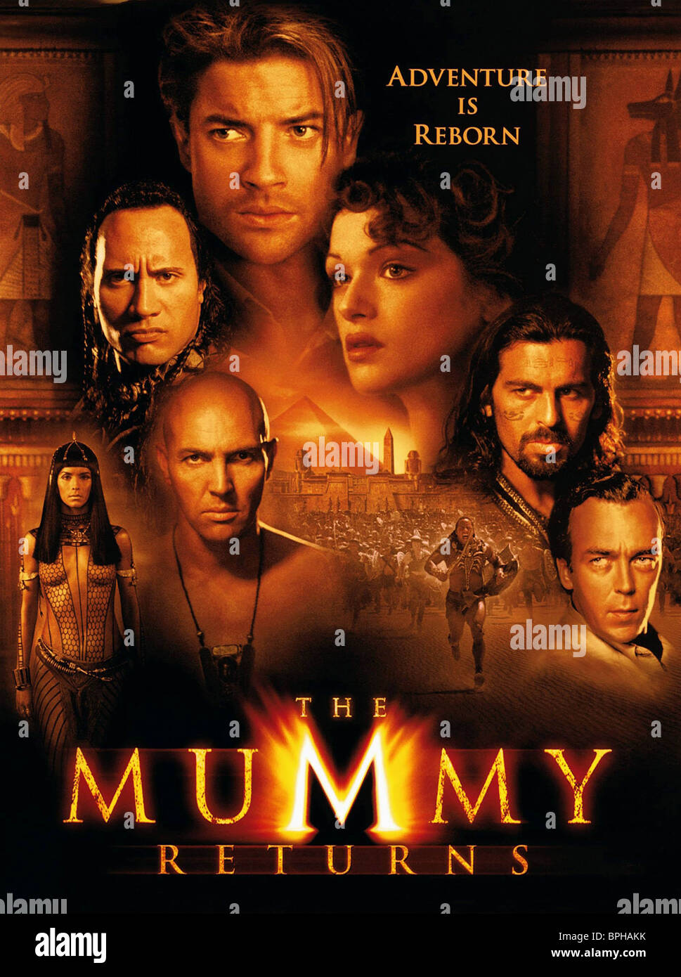 The Mummy Returns Rachel Weisz High Resolution Stock Photography And Images Alamy