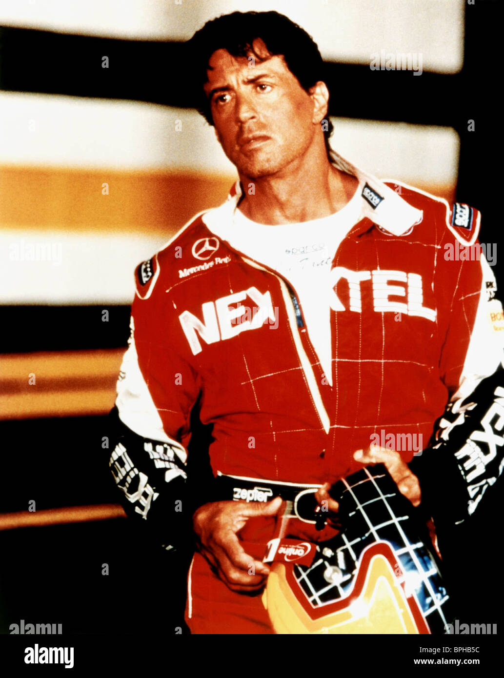 SYLVESTER STALLONE DRIVEN (2001) - Stock Image