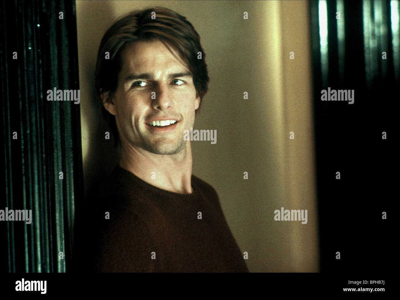 Tom Cruise Vanilla Sky 2001 Stock Photo Alamy