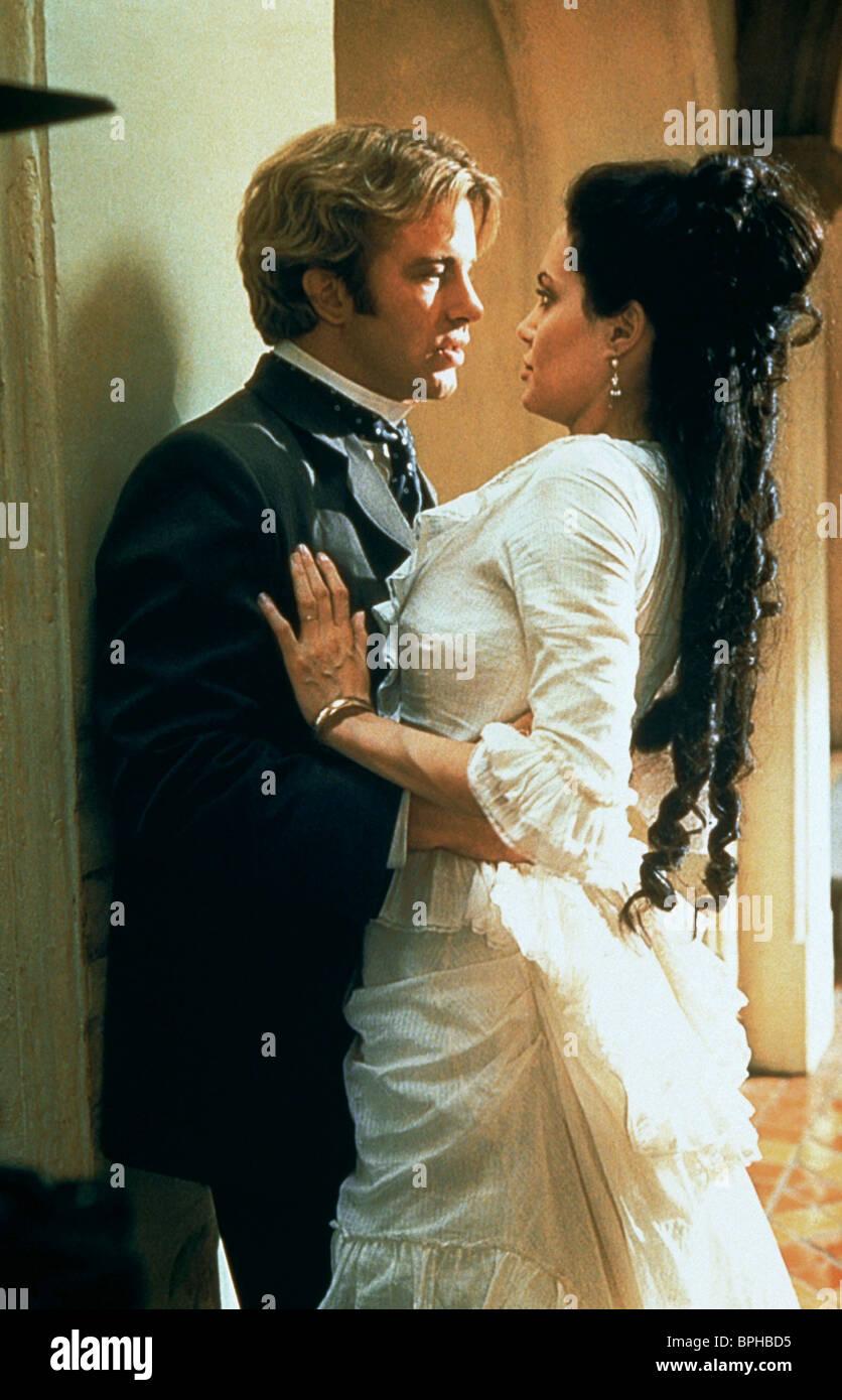 Angelina Jolie Original Sin thomas jane & angelina jolie original sin (2001 stock photo