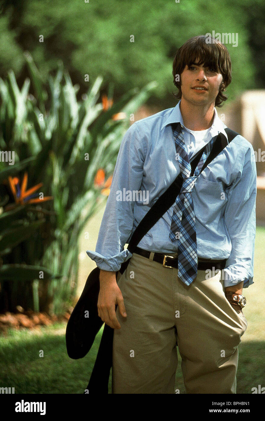 ROBERT SCHWARTZMAN THE PRINCESS DIARIES (2001 Stock Photo ...