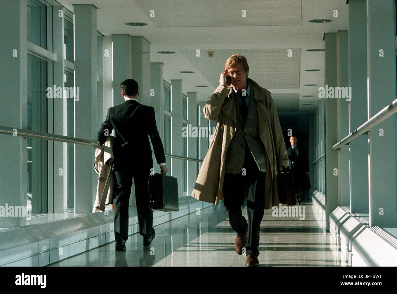 ROBERT REDFORD SPY GAME (2001) - Stock Image
