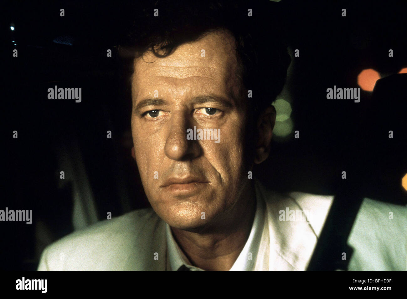 GEOFFREY RUSH THE TAILOR OF PANAMA (2001) - Stock Image